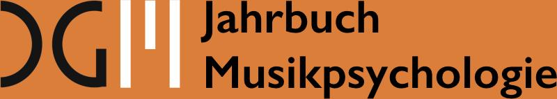 DGM Jahrbuch Musikpsychologie